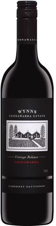 Wynns Coonawarra Estate Cabernet Sauvignon Black Label